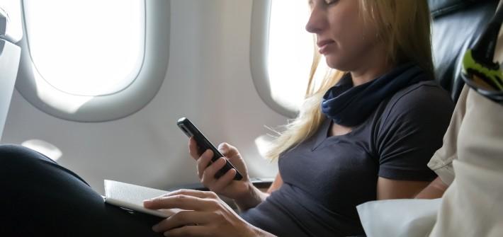 UMTS und LTE: Schnelles Internet im Flugzeug