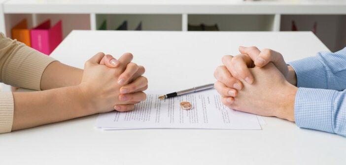 Ehescheidung: Wissenswerte Hinweise zur juristischen Auflösung einer Ehe