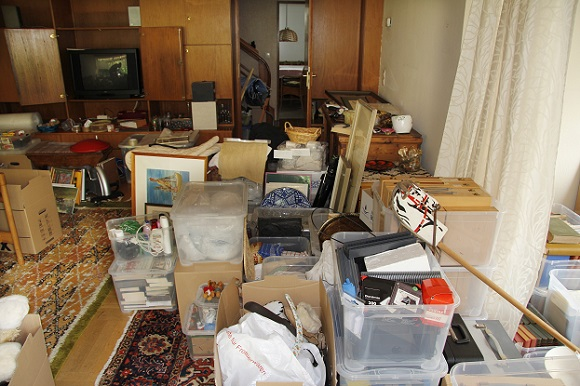 Die Sachen des Mietnomaden muss der Vermieter nur einen Monat in der Wohnung aufbewahren.