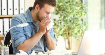 Zeitarbeit & Krank: Bekommt man dann eine Lohnfortzahlung?
