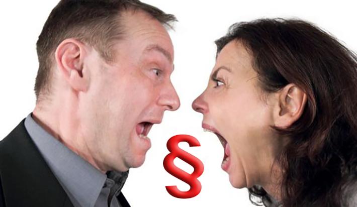 Wer sich bei einer Scheidung sicher sein will, dass ein Ehevertrag gültig ist, sollte diesen deshalb regelmäßig auf seine Richtigkeit überprüfen. (#03)