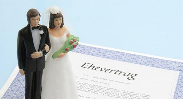 Die gesetzlichen Regelungen hinsichtlich der Ehe sind unheimlich kompliziert. (#04)