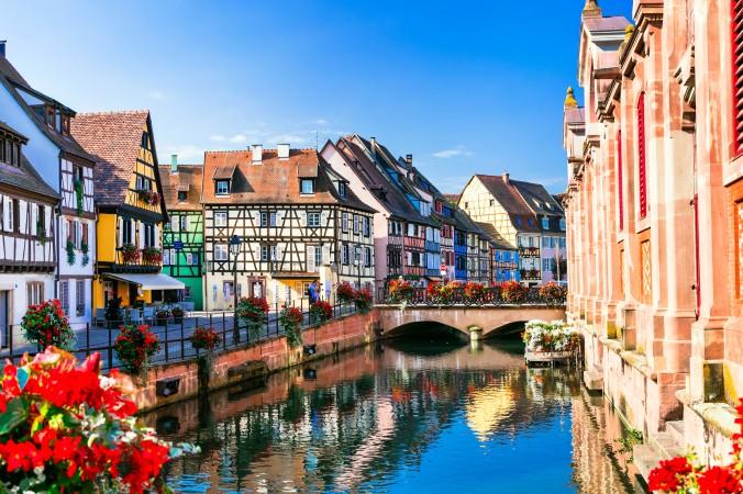 Der Elsass zählt zu den reichsten Regionen in Frankreich. (#4)