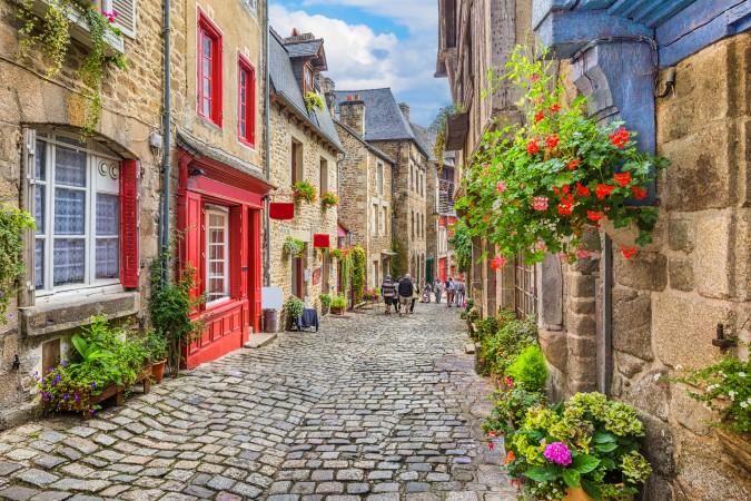 In der Normandie kann man die schönsten Fachwerkhäuser Frankreichs bestaunen.(#2)