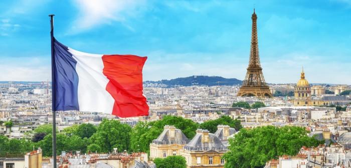 Französische-Regionen-Überblick
