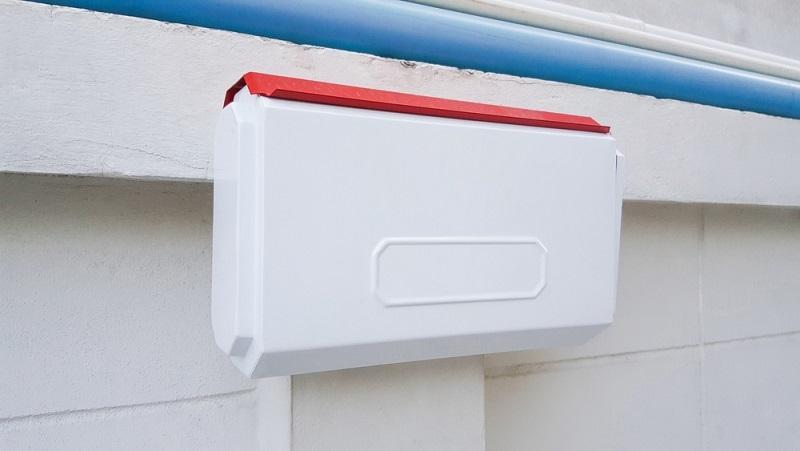 Klare Verhältnisse: Mit dem richtigen Briefkasten, der zuverlässig montiert und gut zugänglich ist, kommt die Post garantiert immer an und es gibt keine Beanstandungen. (#01)