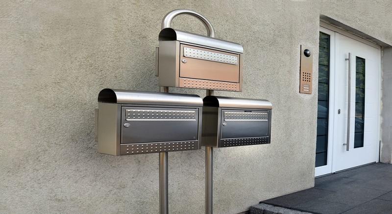 Bei der Suche nach einem geeigneten Briefkasten geht es nicht nur darum, den Stil des Hauses zu treffen. (#02)