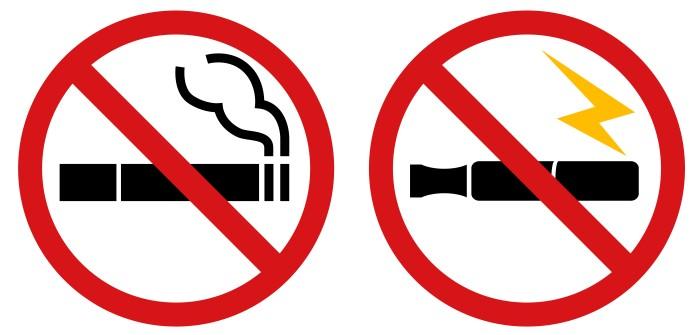 E-Zigarette Verbot: Angebot für E-Zigaretten & Zigaretten reduziert