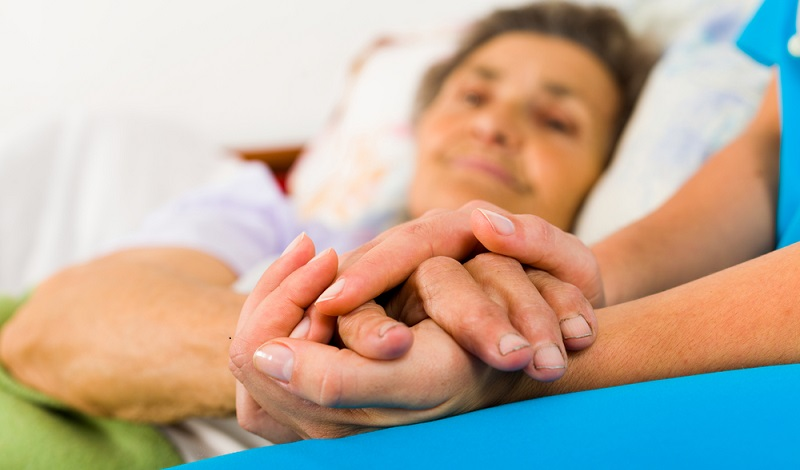 Der Pflegegrad 5 bedeutet einen extrem hohen Unterstützungsbedarf. (#03)