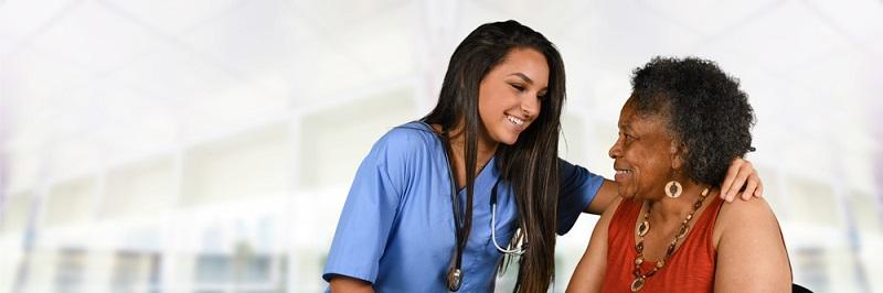 Für die Arbeit in der Pflegebranche braucht man eine große Portion Idealismus. (#01)