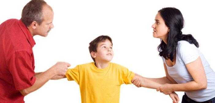 Rechtsstreits innerhalb der Familie