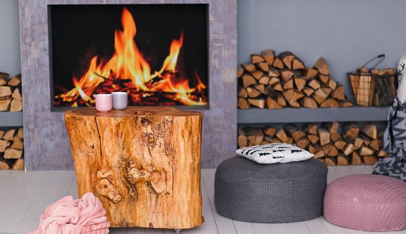 Die Popularität von Holzfeueranlagen ist aus zwei Gründen gestiegen: Einerseits ist Holz ein ökologisch nachhaltiger (weil nachwachsender) Brennstoff, der zudem eine bessere CO2-Bilanz aufweist als die fossilen Brennstoffe wie Öl oder Kohle. (#02)