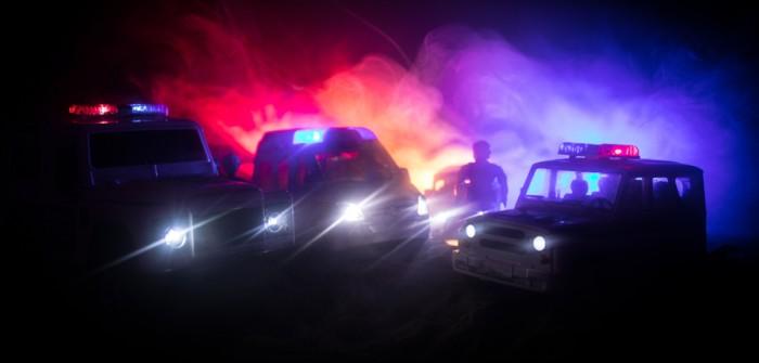 Blaulichtreporter: Polizei schießt Mann nieder! (Video) (Foto: shutterstock - zef art )