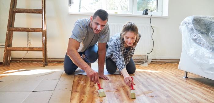 renovierung mietwohnung auszug
