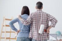 Renovierung Mietwohnung: Drei Tipps für weniger Renovierungsarbeit (Foto: Shutterstock - Strokkete)