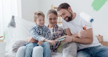 Renovierung bei Auszug: BGH Regelungen und Urteile (Foto: Shutterstock - Stokkete)